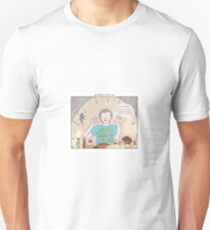 Pans Labyrinth + What About Bob Unisex T-Shirt