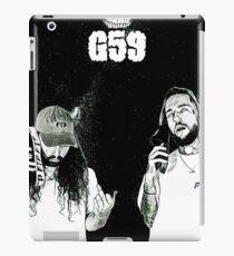 Vinilo o funda para iPad Suicideboys G59 Black & White Space Design