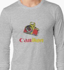 Universal Photographer Long Sleeve T-Shirt