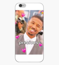 Michael B. Jordan ist so kostbar iPhone-Hülle & Cover