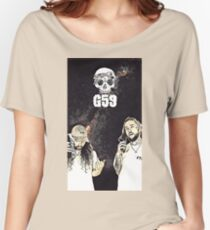 Suicideboys G59 Space Artwork Women's Relaxed Fit T-Shirt