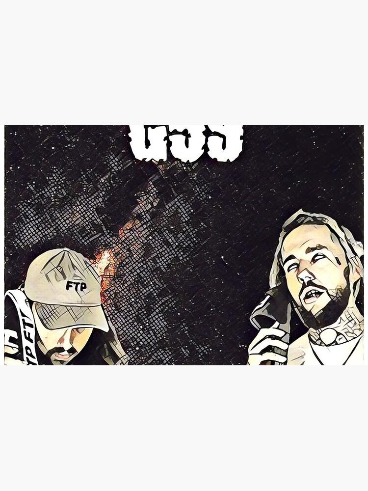 Suicideboys G59 Space Artwork de RapSentacion