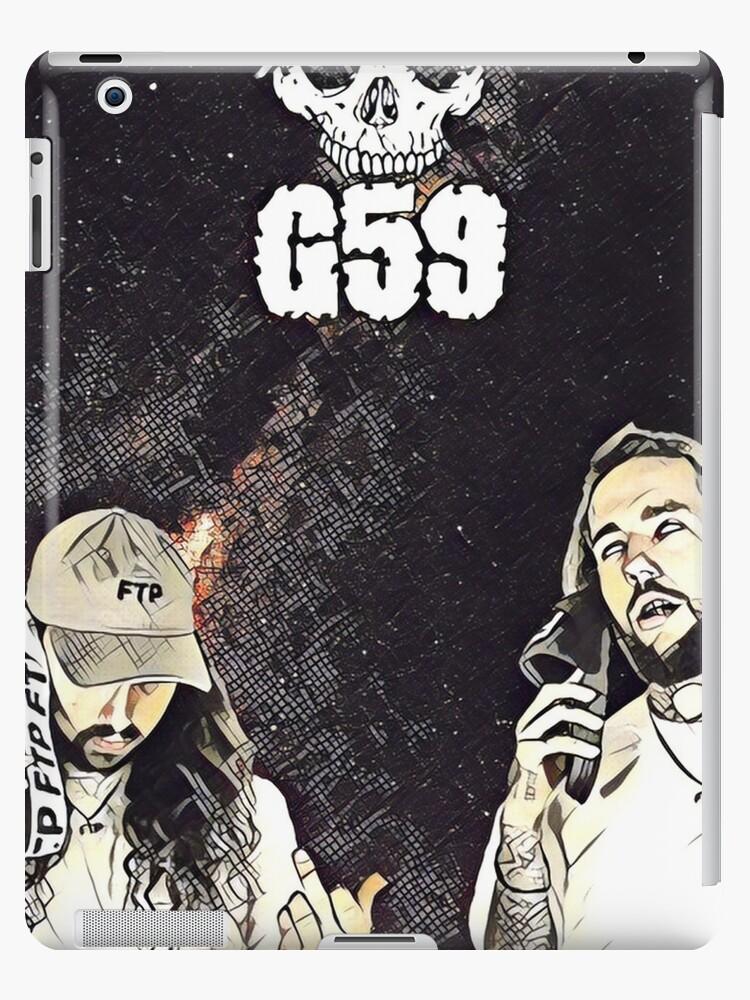 «Suicideboys G59 Space Artwork» de RapSentacion