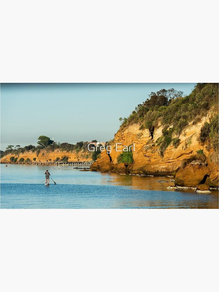 Beaumaris Cliffs by GregEarl