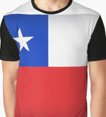Chile Graphic T-Shirt