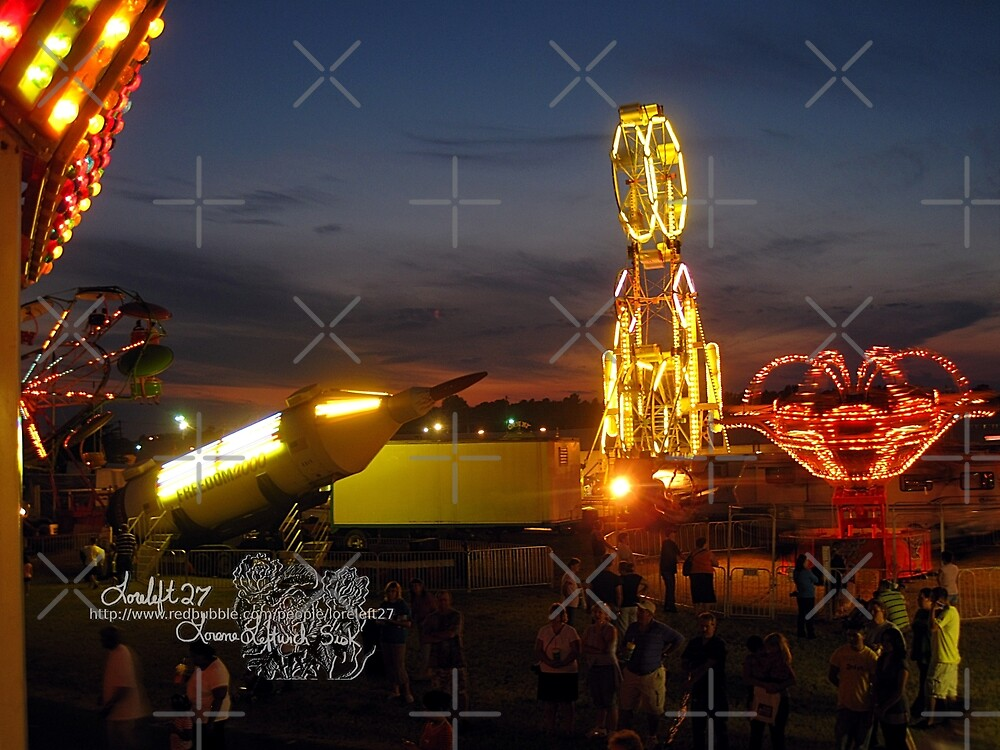 colors of the fair by LoreLeft27