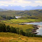 Torridan Mountains by Alexander Mcrobbie-Munro
