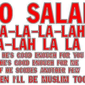 Mo Salah Chant by Hashtangz