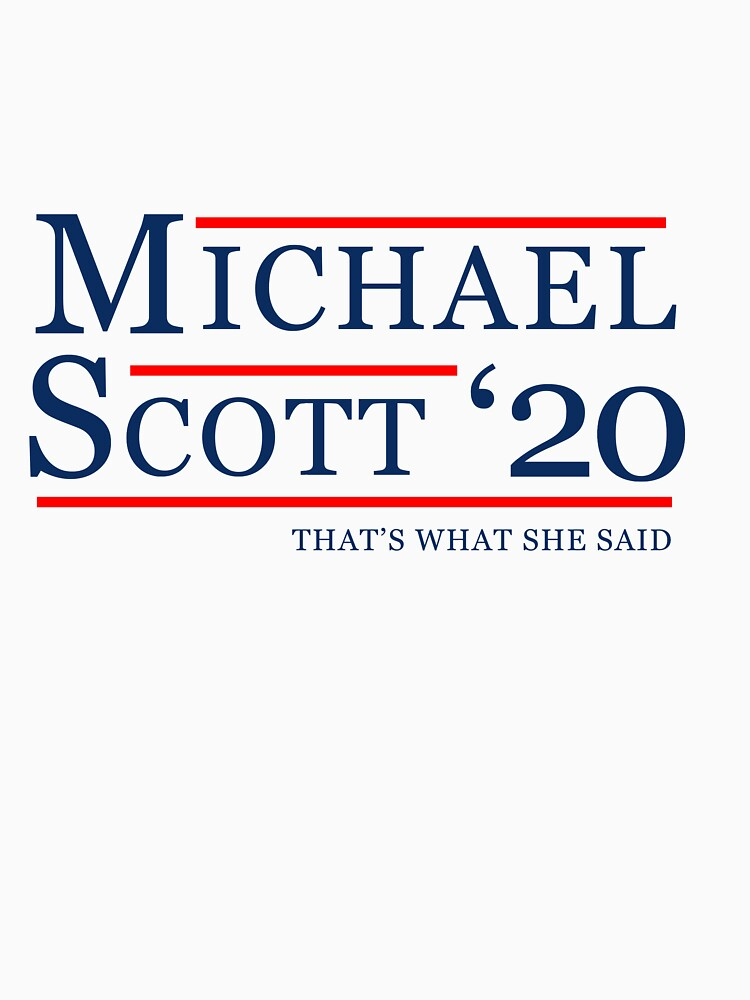 Michael Scott para el presidente de beelinedesign