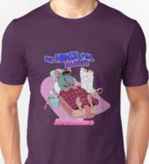 BEDTIME RAT Unisex T-Shirt
