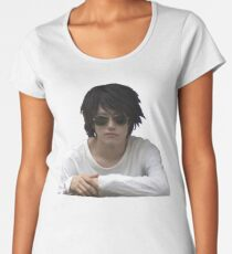 L change the WorLd Women's Premium T-Shirt