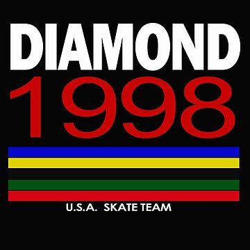 Vintage Diamond by PhyllisHill