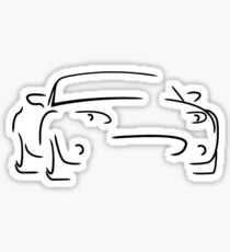 Mazda Miata MX5 Sticker