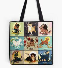 Mythos doggos # 1 Tote Bag