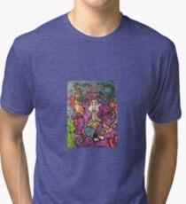 Pisces season Tri-blend T-Shirt