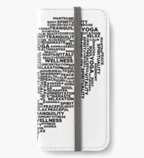 YOGA LOVE iPhone Wallet/Case/Skin
