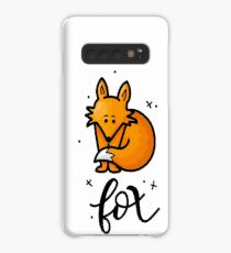 Fox Case/Skin for Samsung Galaxy