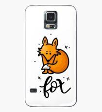 Fox Case/Skin for Samsung Galaxy