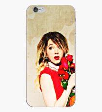 Lindsey Stirling - Violin & Roses iPhone Case