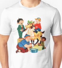 Our gang Comic Unisex T-Shirt