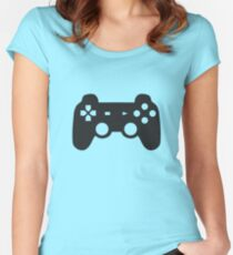 Game Master Women's Fitted Scoop T-Shirt