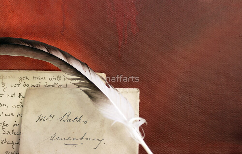 Period Letter by naffarts