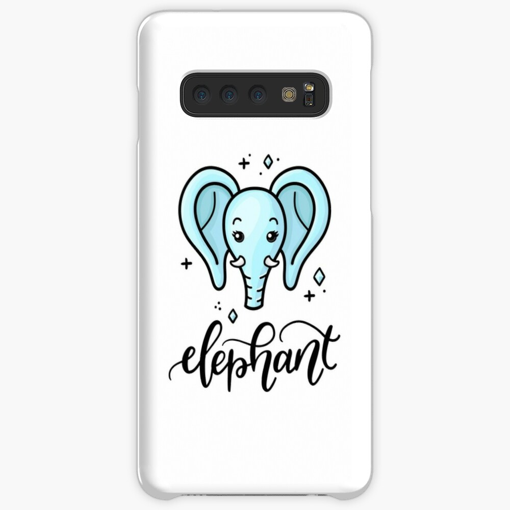 Elephant Case & Skin for Samsung Galaxy