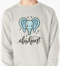 Elephant Pullover