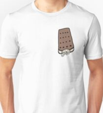 Ice Cream Sandwich Unisex T-Shirt