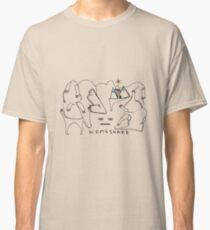 Homeshake THE HOMESHAKE TAPE Classic T-Shirt