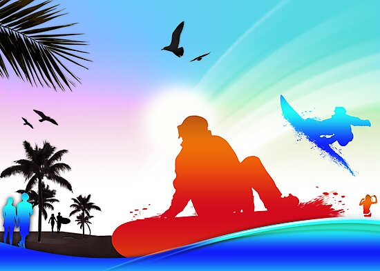 surf by ariaznet