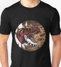 Tyrantrum badge Unisex T-Shirt