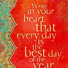 Write in Your Heart... by AngiandSilas