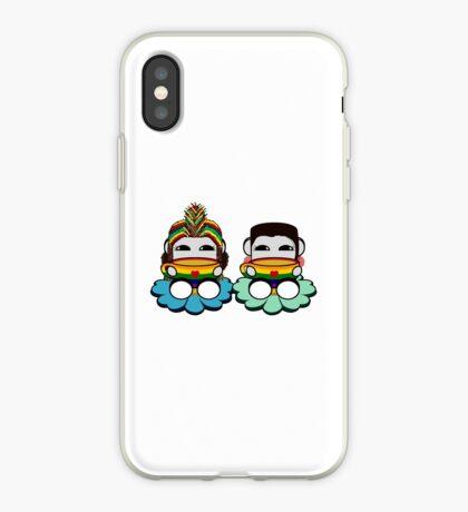 STPC: Naka Do & Oyo Yo (Tea & Pride) iPhone Case