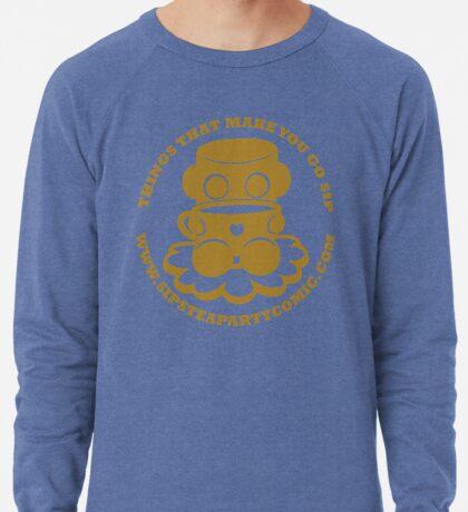STPC: Things That Make You Go Sip (Gold O'BOT) 1.0 Lightweight Sweatshirt