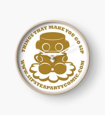 STPC: Things That Make You Go Sip (Gold O'BOT) 1.0 Clock