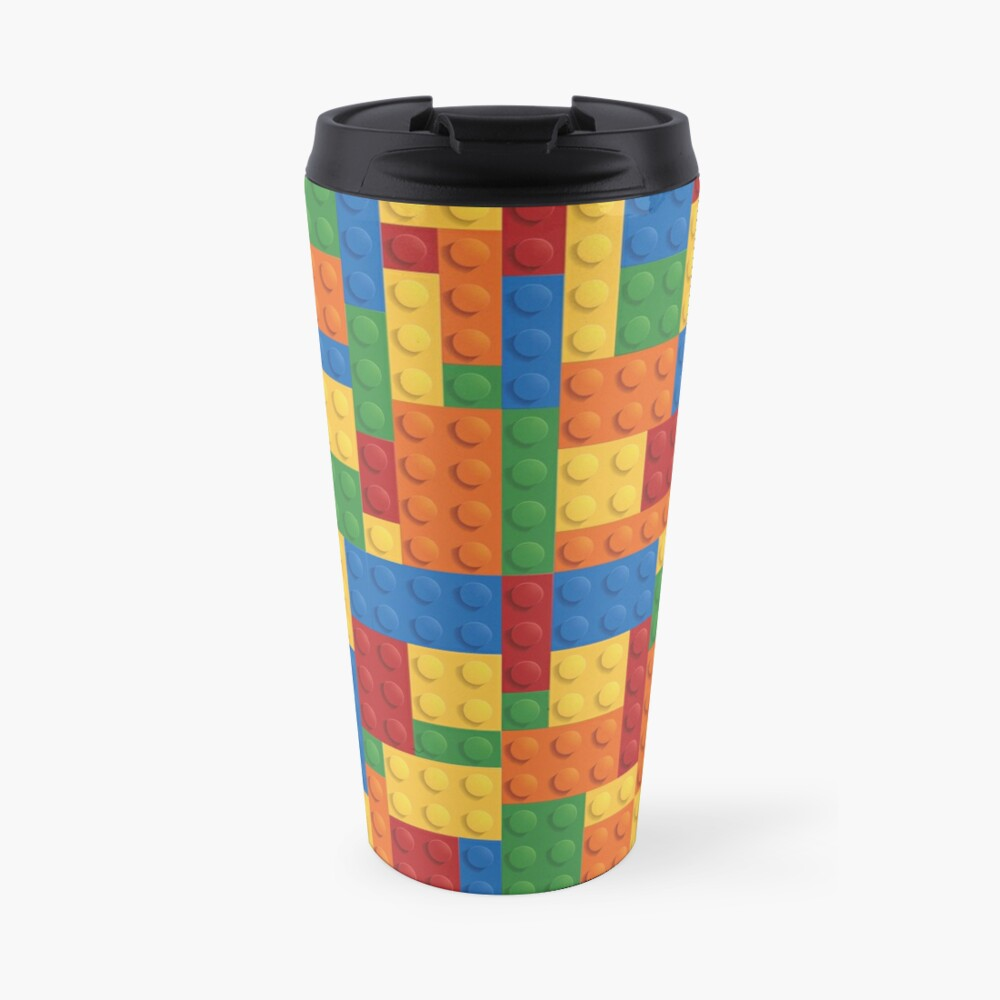 LegoLove Travel Mug