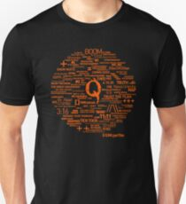 Qanon - Great Awakening - QResearch - Cryptograph Unisex T-Shirt