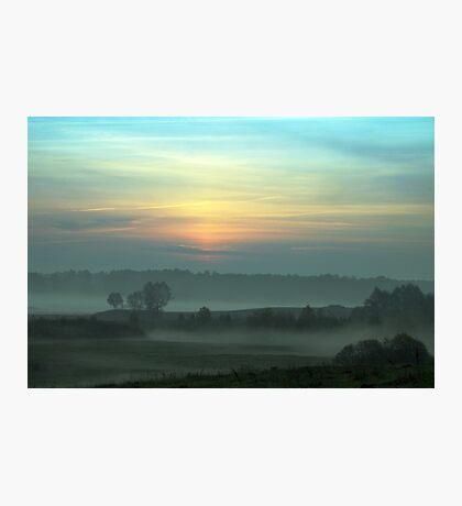 Fog Layers Photographic Print