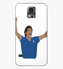 Funda/vinilo para Samsung Galaxy Paolo Rossi - Leyenda de Italia