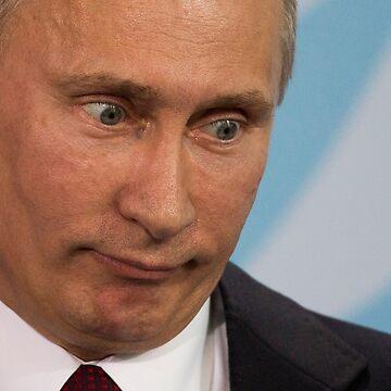 Putin by antichrist666