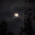Cloudy Moon by down23