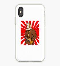 Kamikaze iPhone-Hülle & Cover