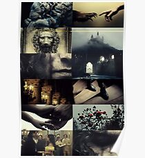 The Beast Aesthetic Poster