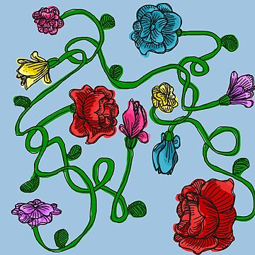 Flowers by emmaq