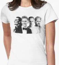 The Many Faces of Tom Hiddleston T-Shirt