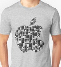 APPLE - IPAD IPHONE IPOD TOUCH Slim Fit T-Shirt