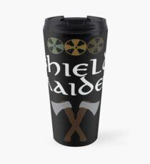 Shield Maiden Travel Mug