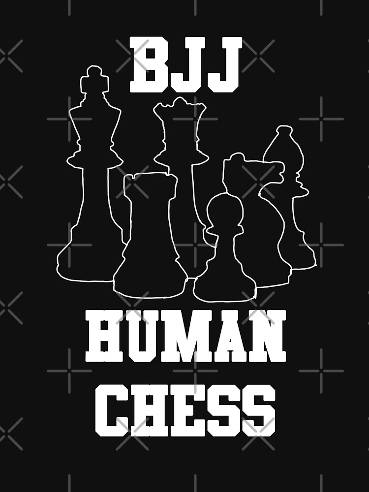 BJJ Human Chess Jiu Jitsu  by Energetic-Mind