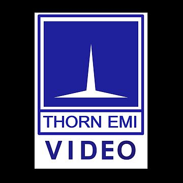 THORN EMI Video VHS logo by LaTerruer